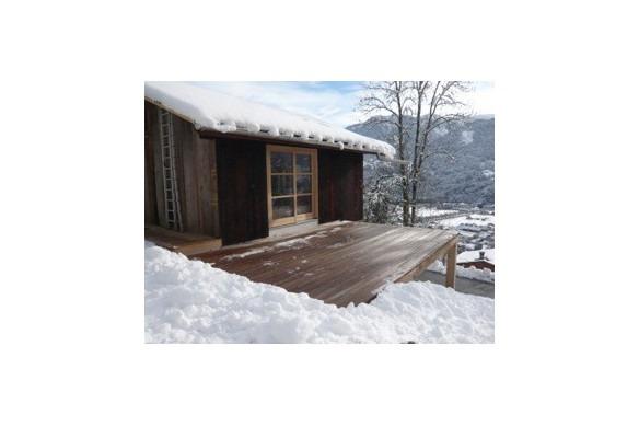 protection naturelle et écologique de maison et terrasse bois