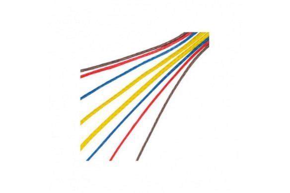 lignes de kitesurf différentes couleurs