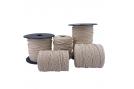 grandes bobines de corde en coton biologique