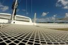 Filet de catamaran