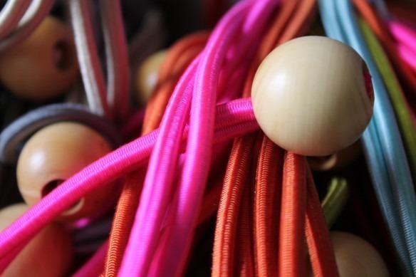 Ferlette avec boules en buis