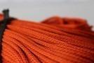 Ligne à thon orange feu