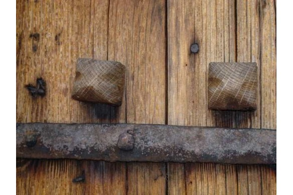 Goudron de pin pur pour protection du bois