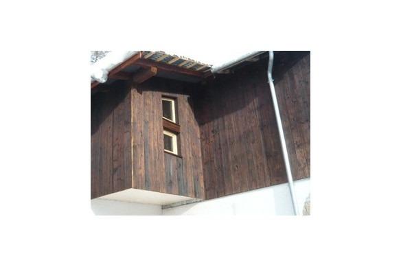 traitement naturel d'une maison bois