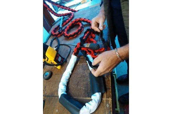 Mégatrack  - fabriquée dans notre atelier