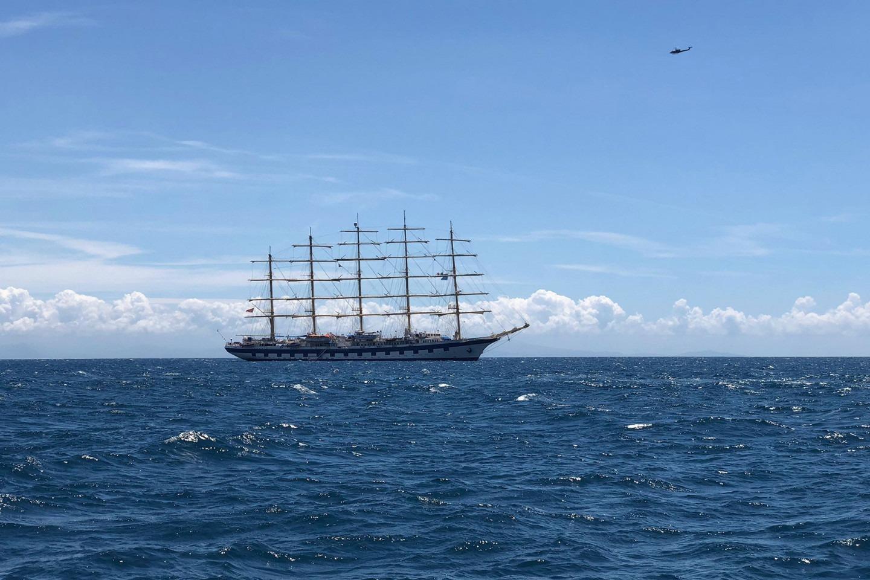 Cordage marin : drisse, écoute, amarres … tout pour le bateau