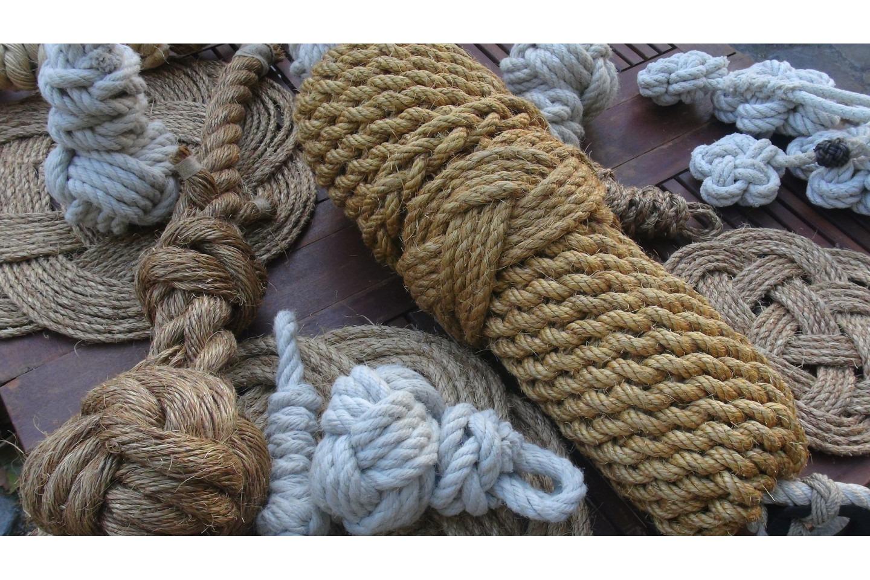 Matelotage, l'art des nœuds et du mateloage décoratif