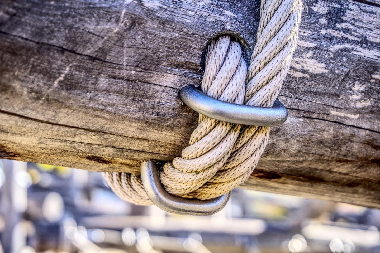 Cordes pour balançoire et agrès