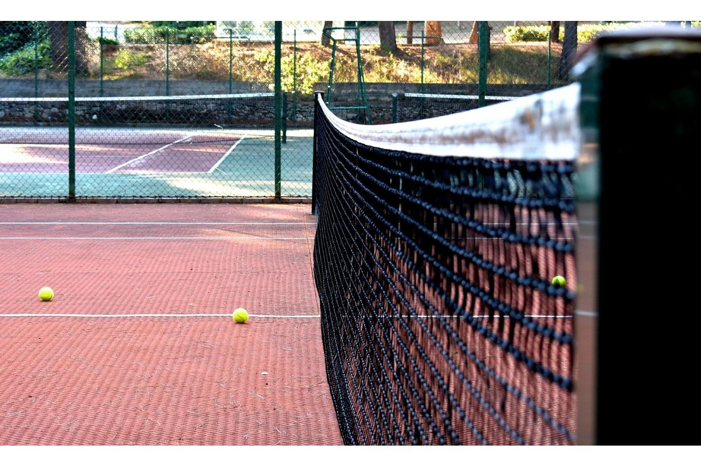 Sport de raquette et ballon