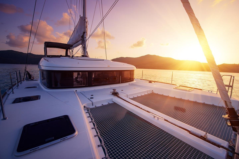 Filet de catamaran pour bateau, voiliers et multicoques