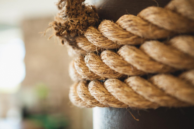 Corde naturelle en chanvre, coton bio, sisal ou jute