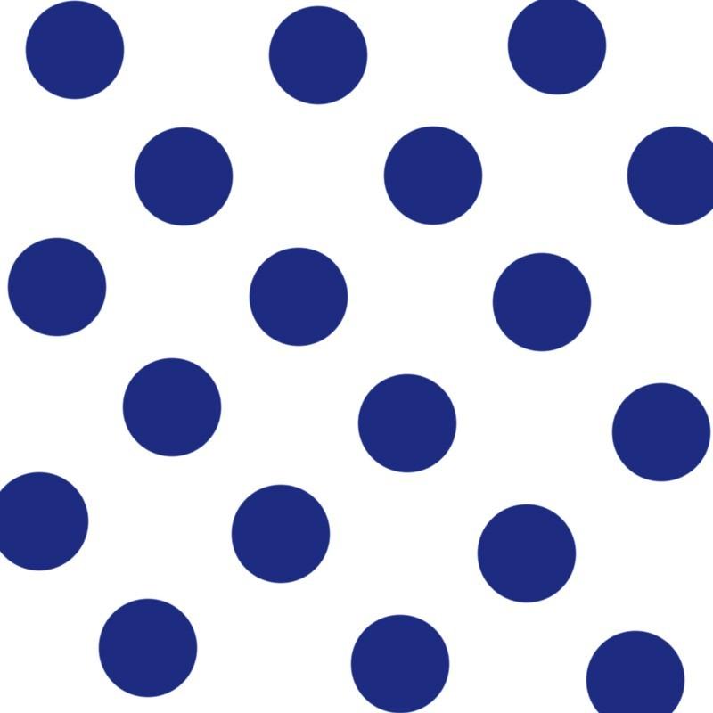 Blanc point Bleu